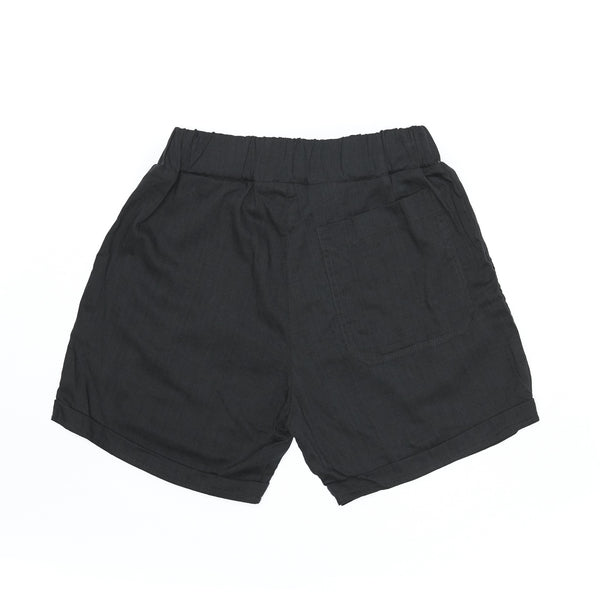Elastic Chino Short in Bamboo - counterfitstudio