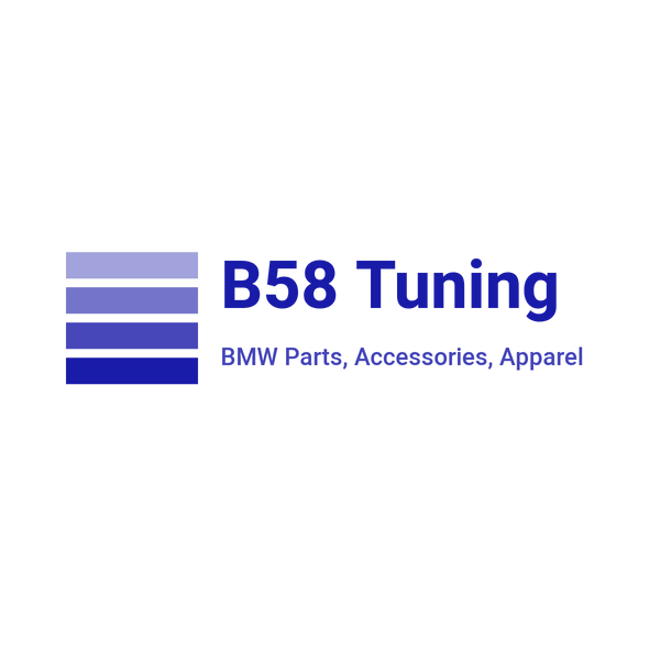 B58 Tuning - BMW Parts, Accessories and Apparel