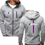 Men's Gray BMW M Power - Jacket