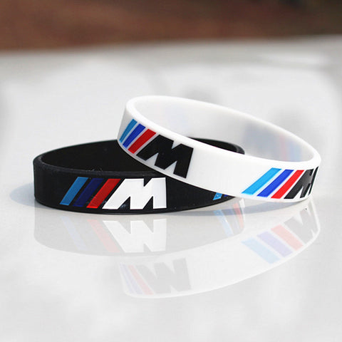 BMW M Silicone Bracelet (2 Pack)