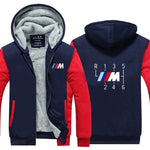 Men's M Motorsport Fleece Coat