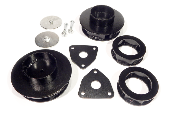 "2012-2018 Dodge Ram 1500 4WD 2.5"" Front & Rear Leveling Coil Spring Spacer Kit (does not fir models equipped with air ride)"