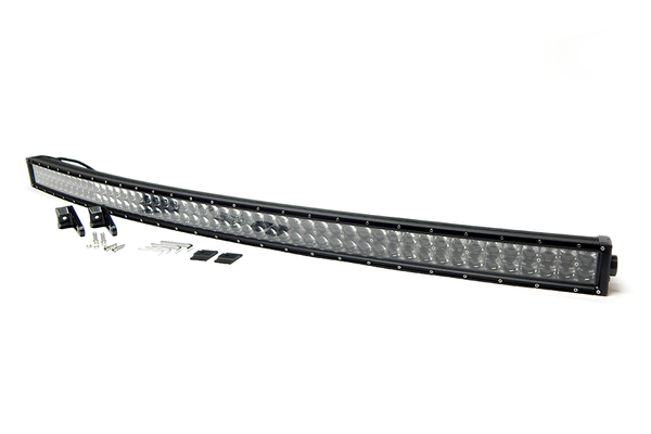 "54"" LED Light Bar Crvd, Dbl Row, Combo Flood/Beam 312w (DT Harness 79900)  25,920 Lumens"