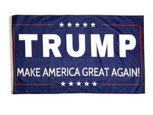 Load image into Gallery viewer, 3x5 Trump Flag | Make America Great Again Flag Donald J. Trump Flags 2020 | MAGA Flag