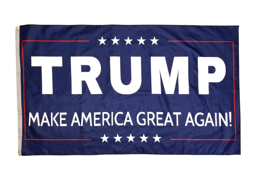 3x5 Trump Flag | Make America Great Again Flag Donald J. Trump Flags 2020 | MAGA Flag