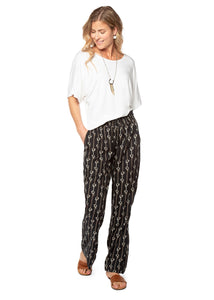 BLACK BRIDLE STRIPE::variant::Soft Breeze Pant