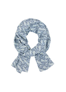 CHAMBRAY HORSE MEADOW::variant::Wrap it up scarf