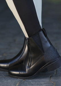 BLACK::variant::Cascadia Waterproof Paddock Boot