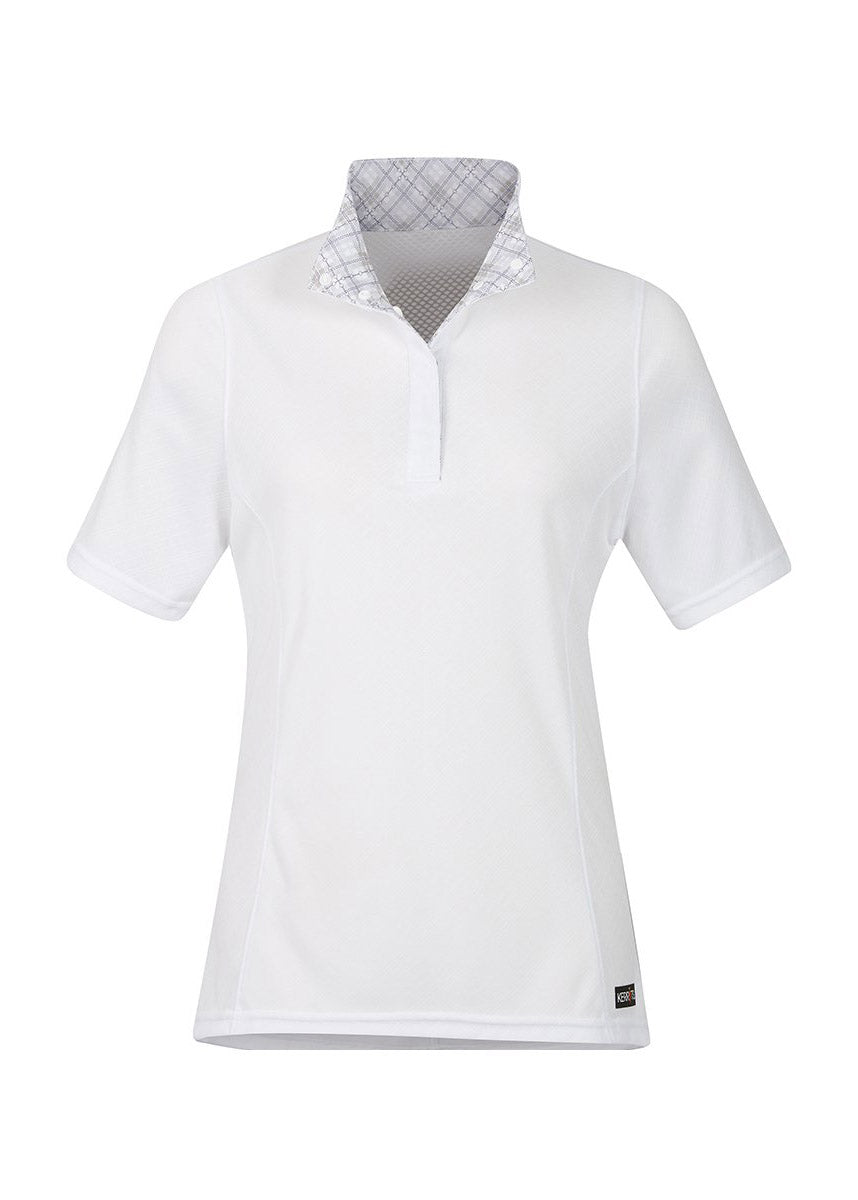 white::variant::Encore Short Sleeve Shirt front view