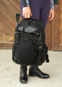 black chevron bits::variant::EQ Backpack