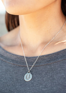 SILVER::variant::Lucky Medallion Necklace