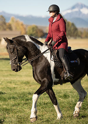 Shop Red Horse Riding Clothing
