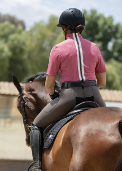 Shop Equestrian Clothing in Pinks and Browns