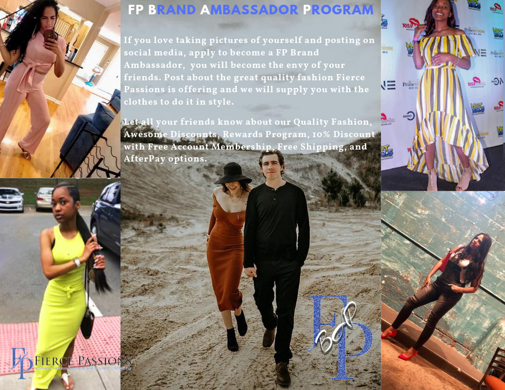 FP Brand Ambassador Program