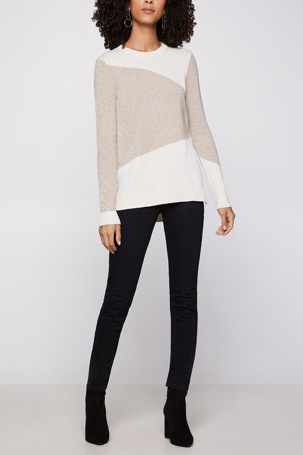 Long Sleeve Tunic Sweater