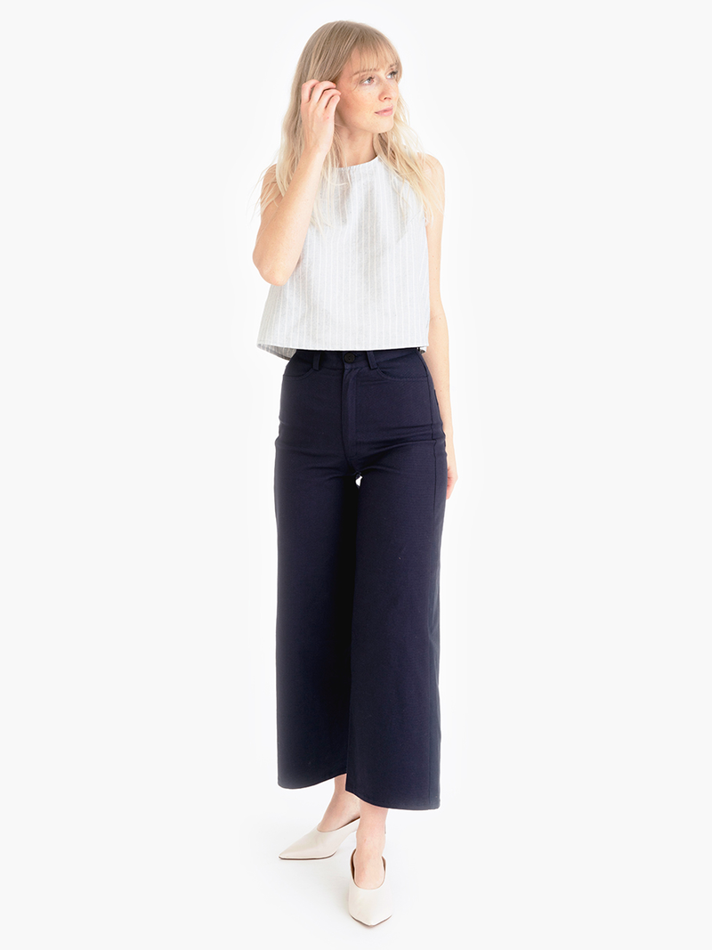 High Rise Everyday Pant