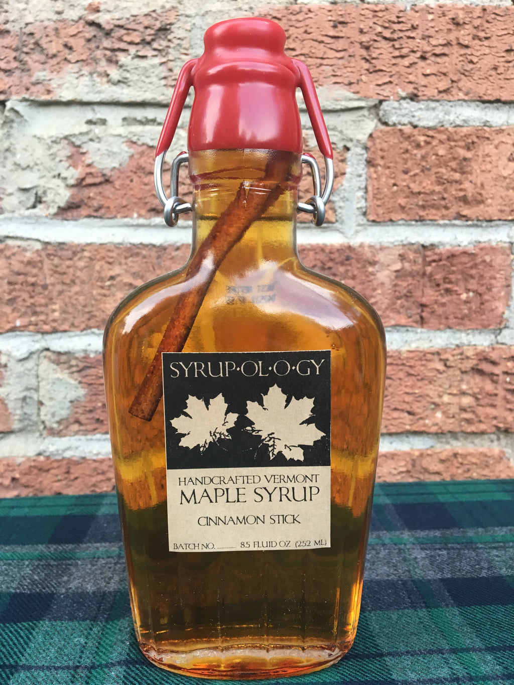 Cinnamon Infused Grade A Maple Syrup