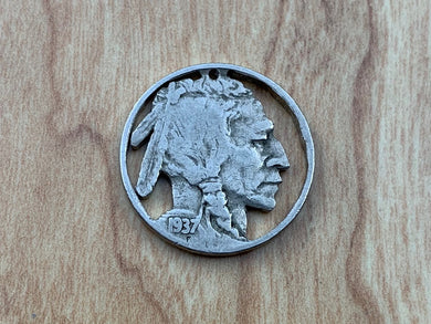 Buffalo Nickel - Heads