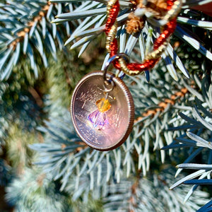 Minnesota State Quarter Coin Ornament