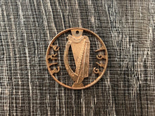 Load image into Gallery viewer, Ireland Harp Copper