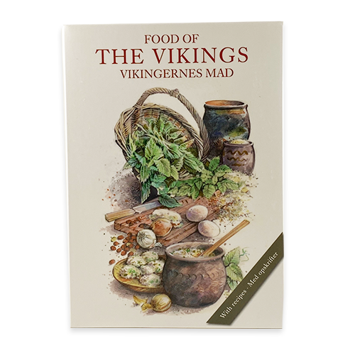 Food and the Vikings Note Cards, Pack of 8