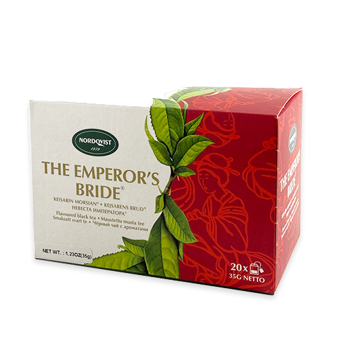 The Emperor's Bride Tea
