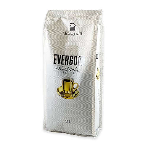 Evergood Ground Coffee (Decaf), Norwegian