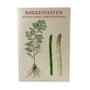 Kitchen Garden Notecards, Pack of 8