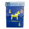 Garden Flag - Swedish Dala Horse