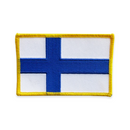 Rectangular Patch - Finland