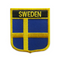 Shield Patch - Sweden