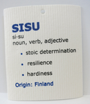 Sisu Swedish Dishcloth