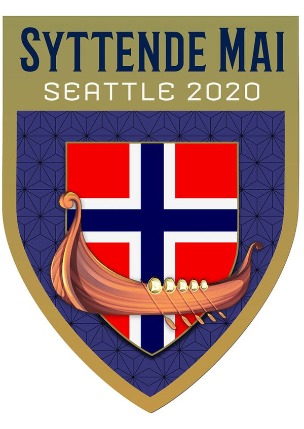 Syttende Mai Pin