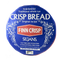 Siljans, Original Whole Rye Crispbread (14oz)
