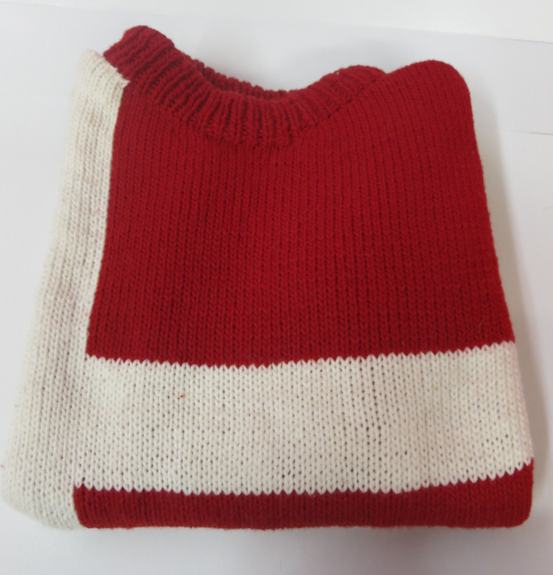 Danish Flag Sweater