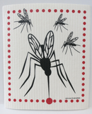 Mosquito Swedish Dishcloth