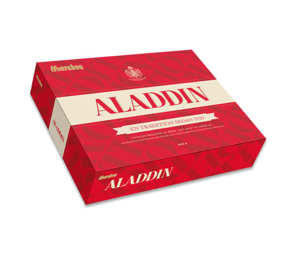 Aladdin (Swedish Assorted Chocolates)