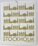 Stockholm Swedish Dishcloth