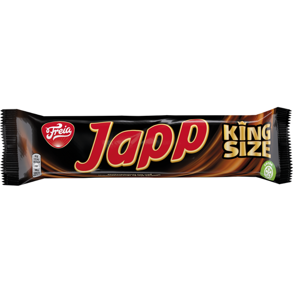 Japp Duo Chocolate Bar w/ Meringue