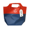 Scandinavian Specialties Hand Bag - Red/Blue, 17""