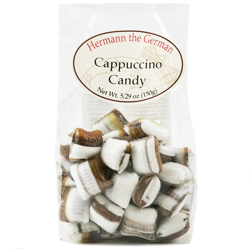 Cappuccino Hard Candies