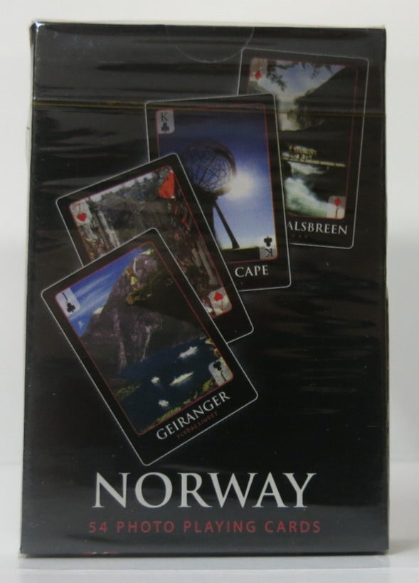 Norway Photo Playing Cards