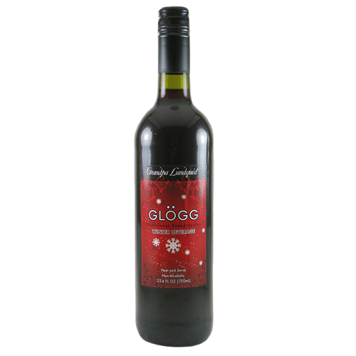 Glögg Winter Beverage