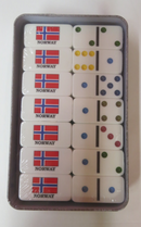 Norwegian Flag Dominoes