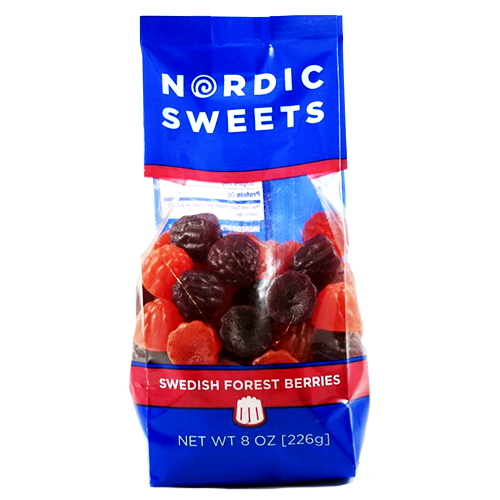 Swedish Forest Berries (8oz)