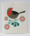 Bird on Branch Swedish Dishcloth