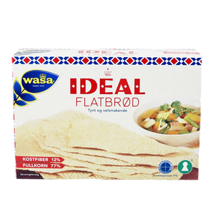 Ideal Flatbread from Norway, 14.3 oz