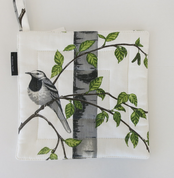 """Birch Grove"" Pot Holder"