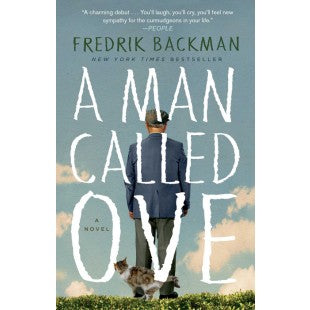 A Man Called Ove, Fredrik Backman