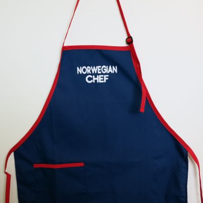 Norwegian Chef Apron